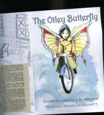 Otley Butterfly.